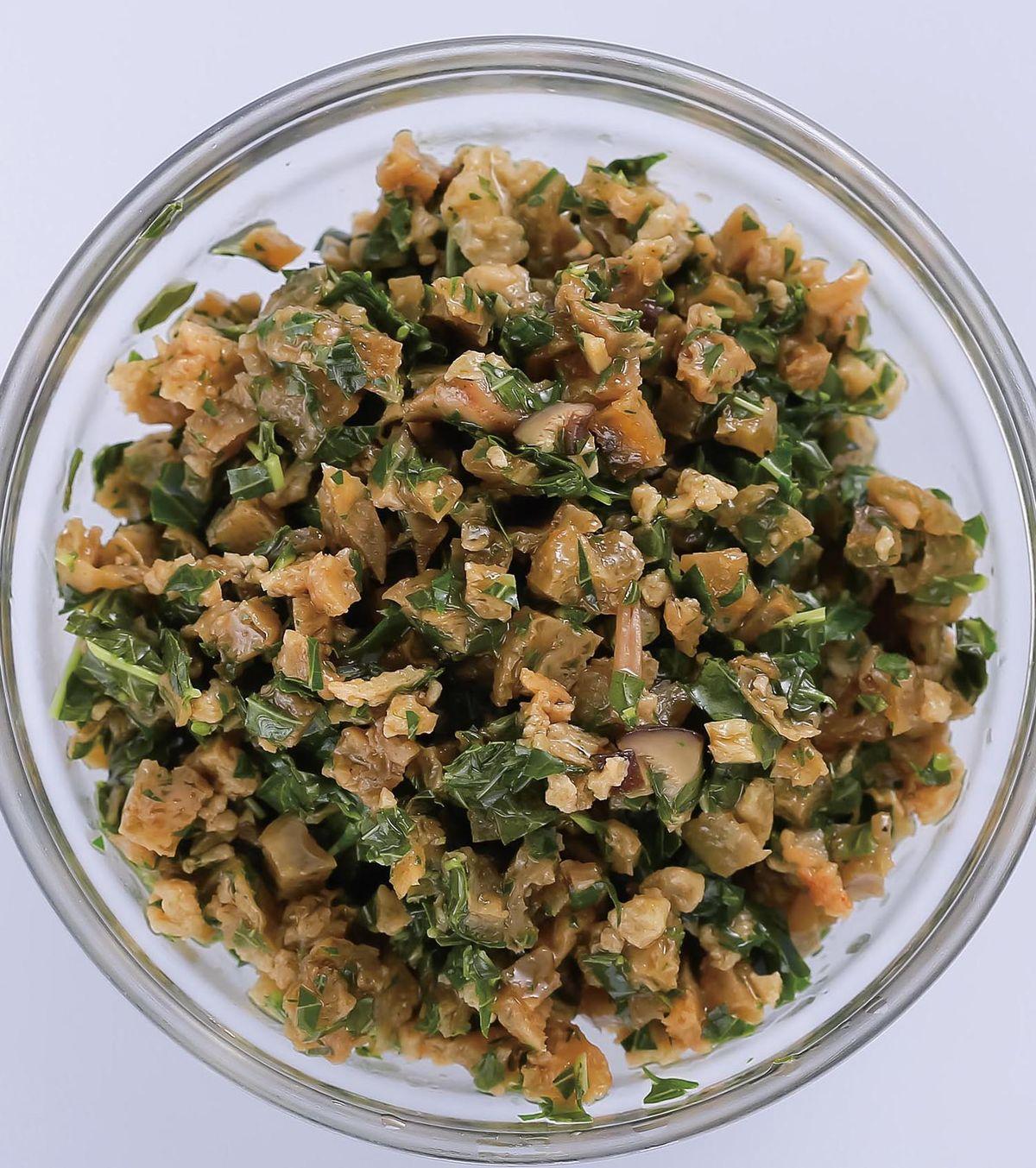 食譜:香椿素醬