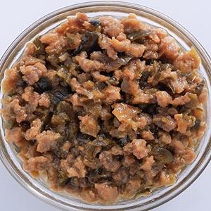瓜仔素肉醬