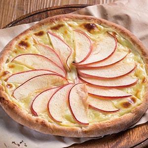 蘋果布丁披薩