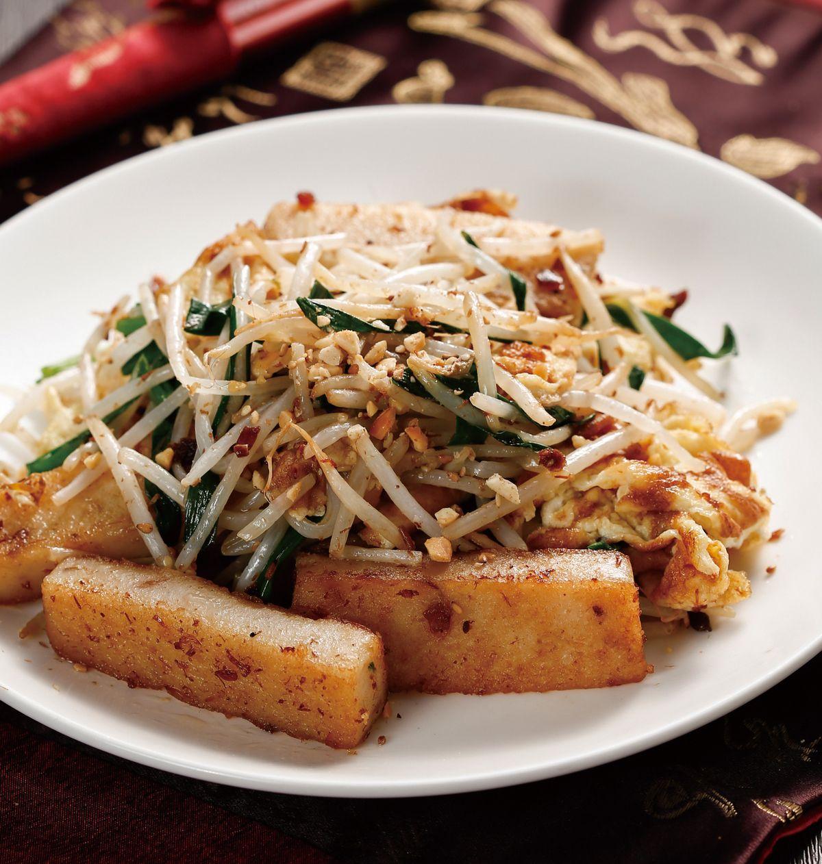 食譜:銀芽炒蘿蔔糕