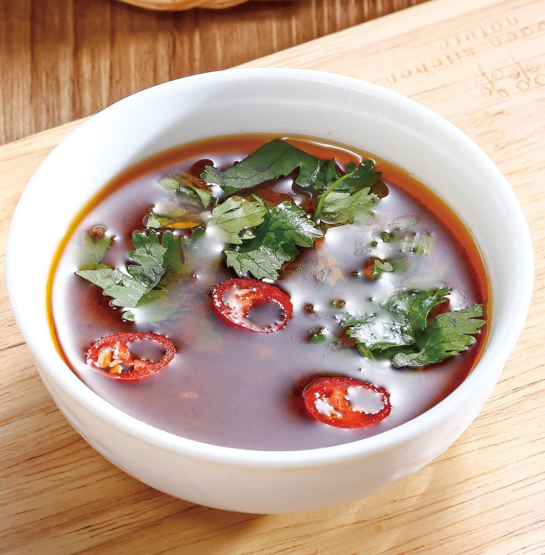 食譜:素沙茶香菜醬