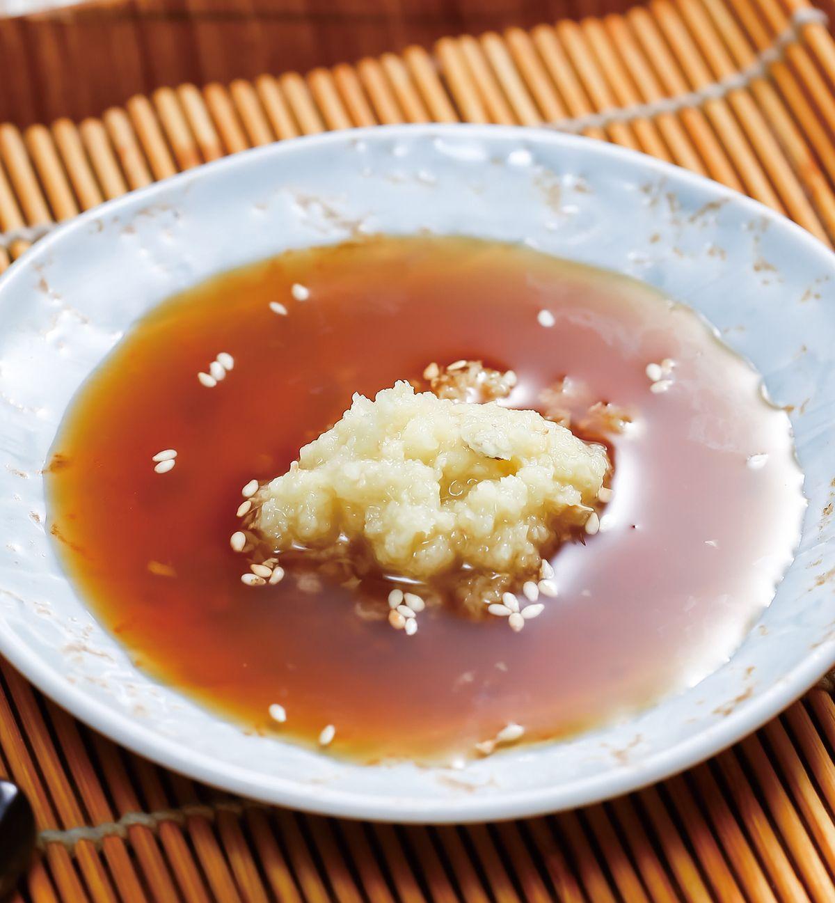 食譜:日式沾醬(2)