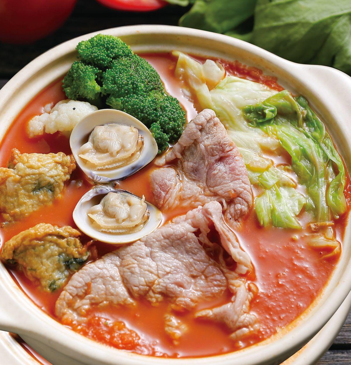 食譜:番茄鍋(3)
