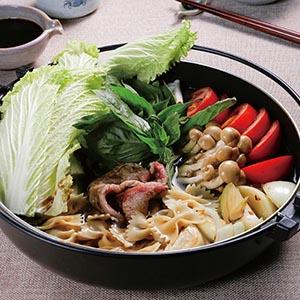 義式壽喜燒鍋