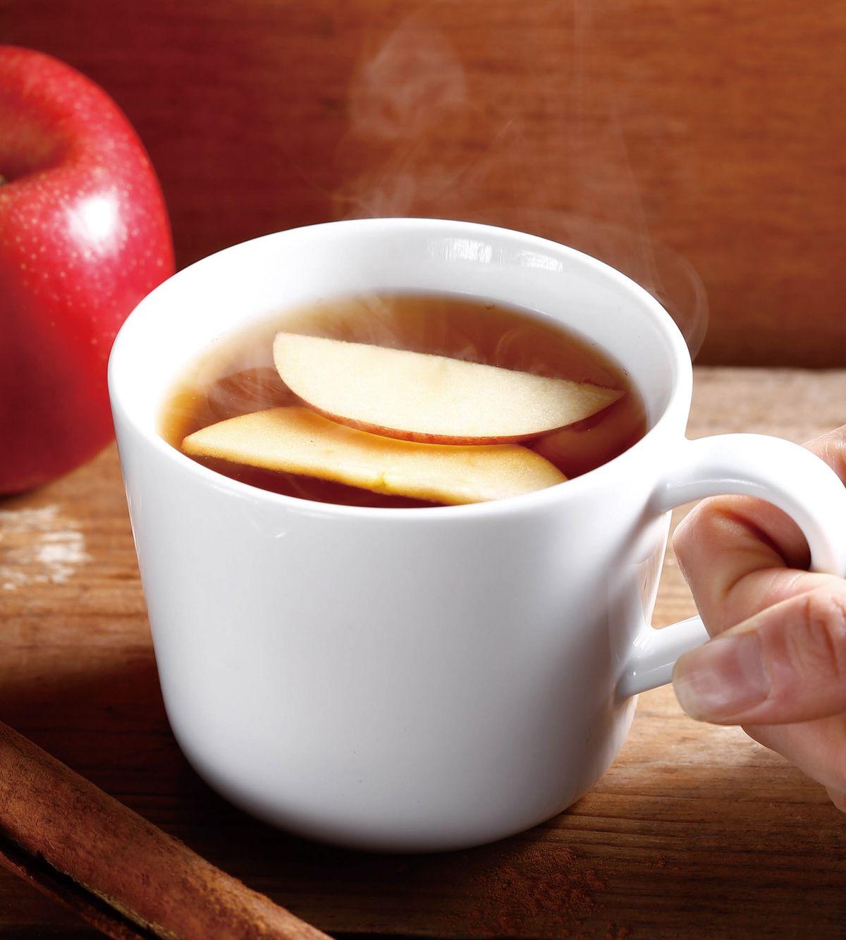 食譜:肉桂蘋果紅茶