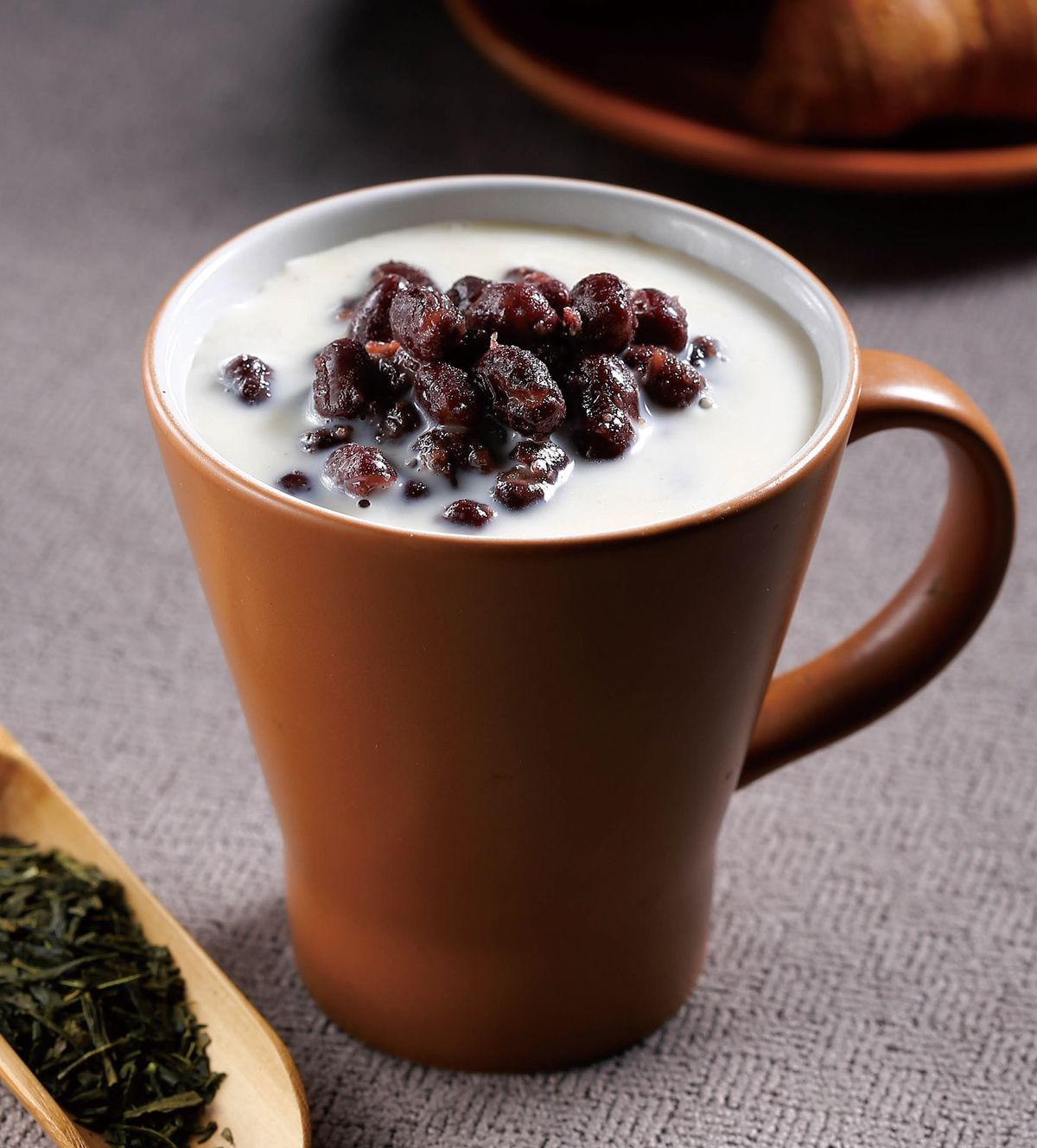 食譜:紅豆奶茶