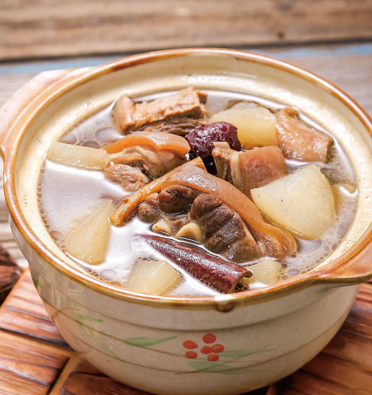 食譜:清燉羊肉爐(1)