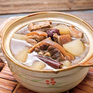 清燉羊肉爐(1)