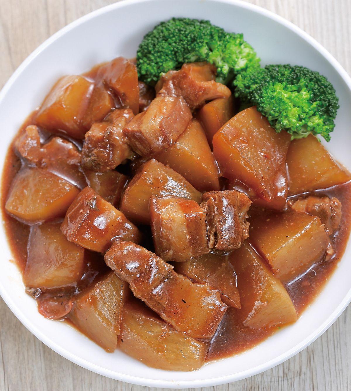 食譜:南乳燒肉