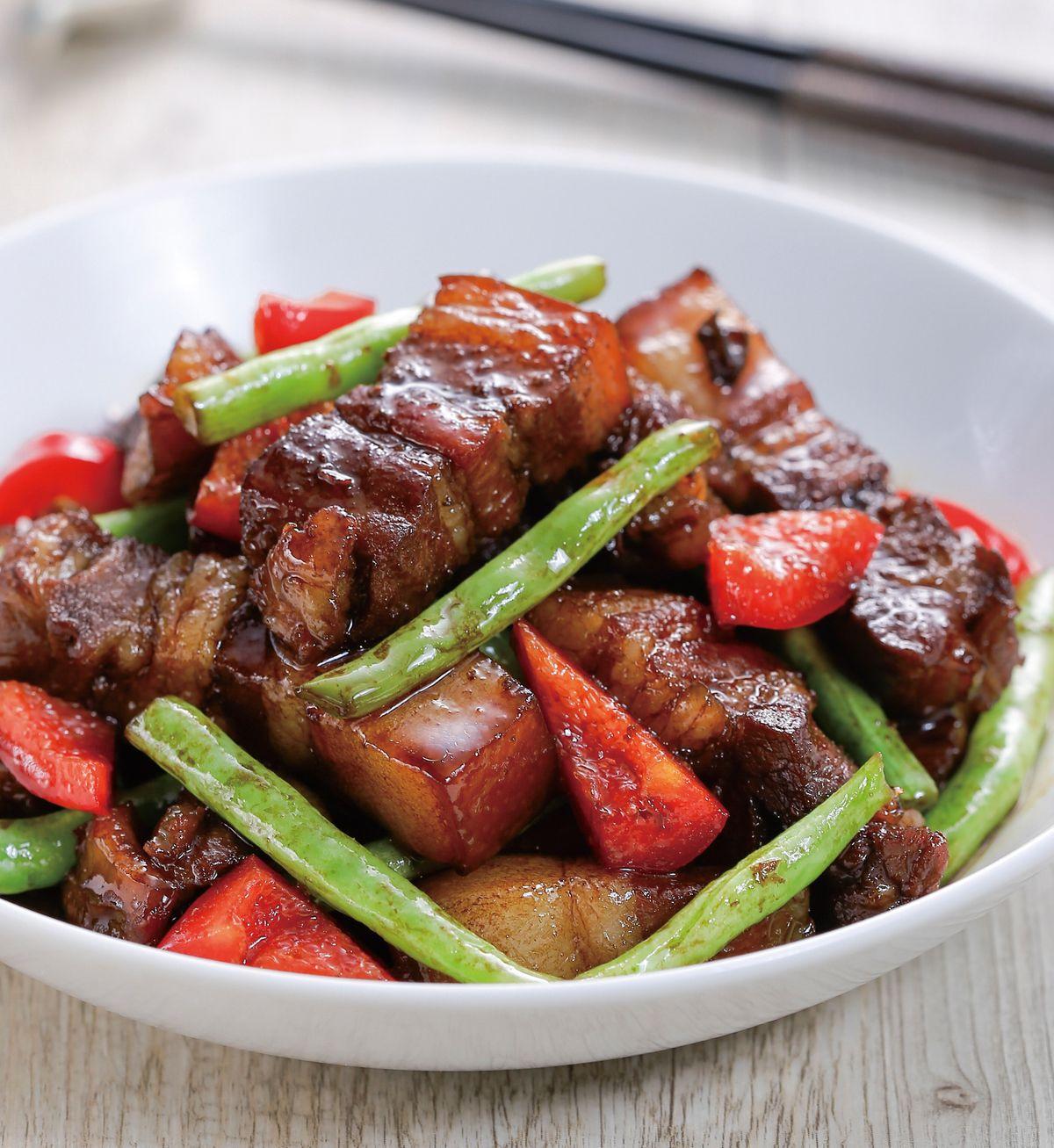 食譜:經典紅燒肉