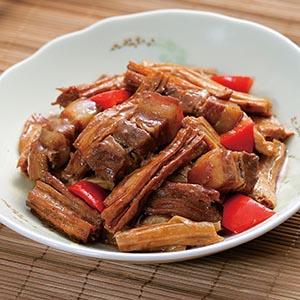 柱候醬燒肉