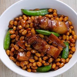黃豆燒肉(2)