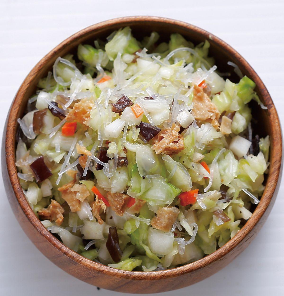 食譜:木耳高麗菜