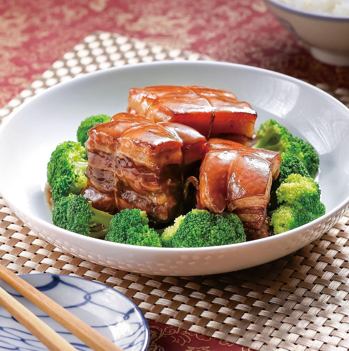 食譜:東坡肉(12)