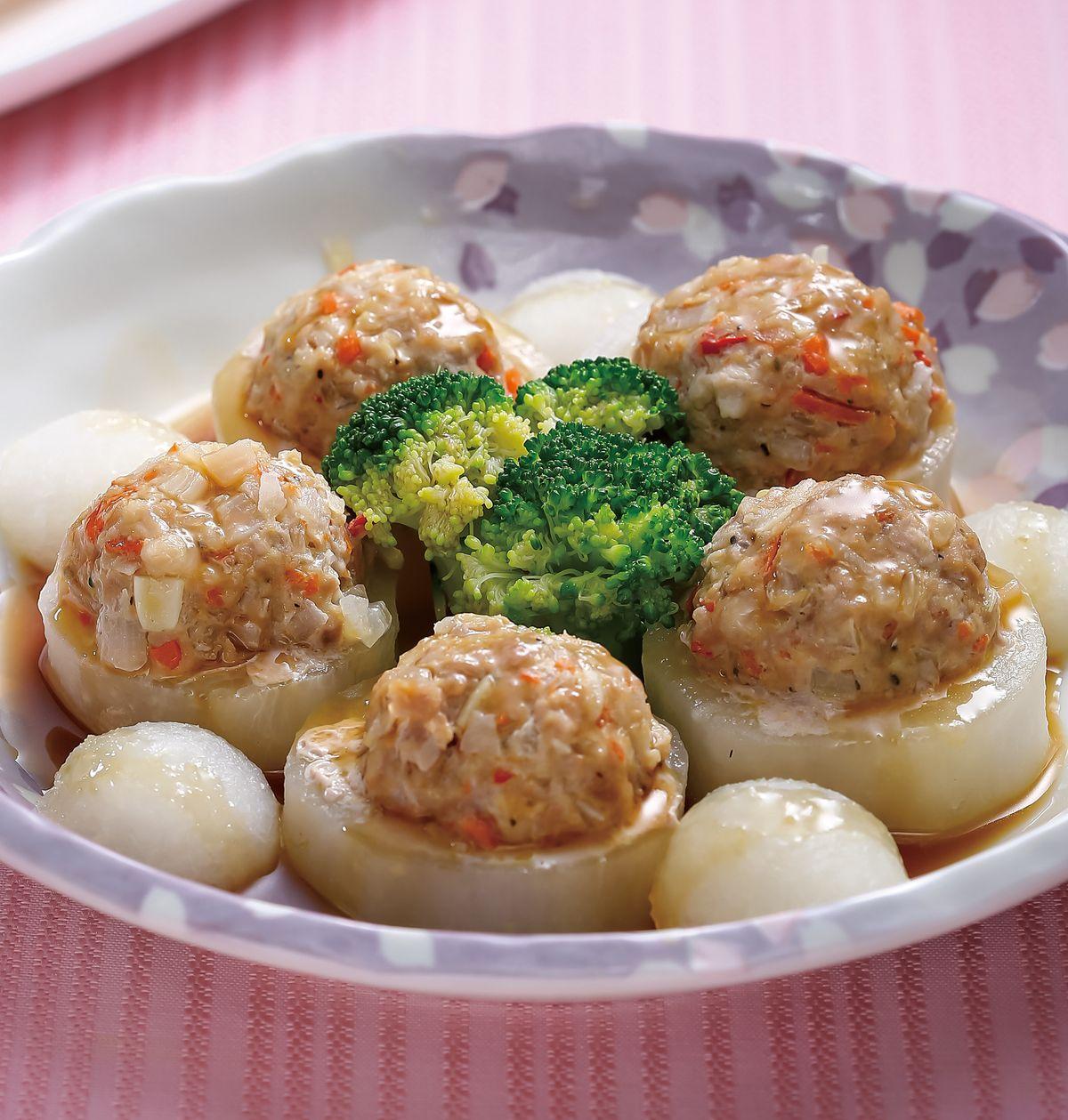 食譜:白玉鮮蝦盅