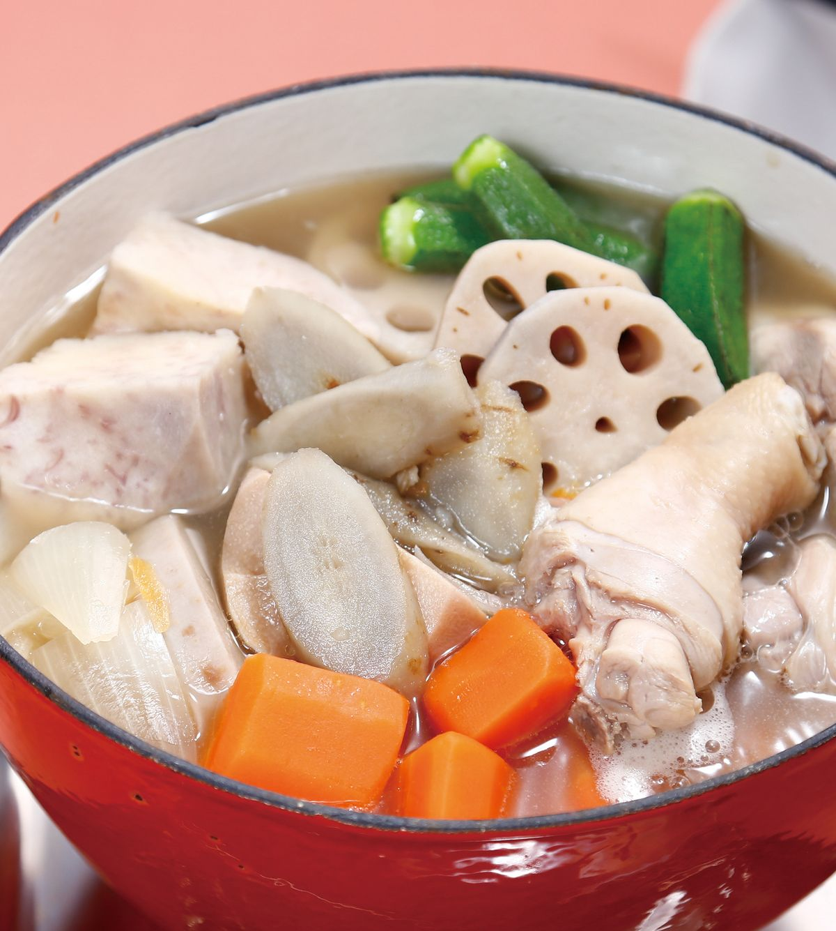 食譜:根莖蔬菜鍋