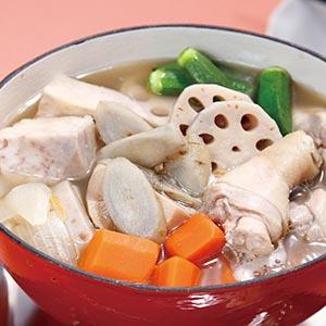 根莖蔬菜鍋