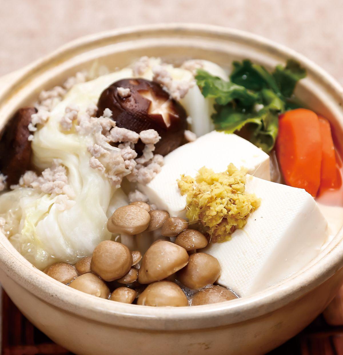 食譜:豆腐鍋