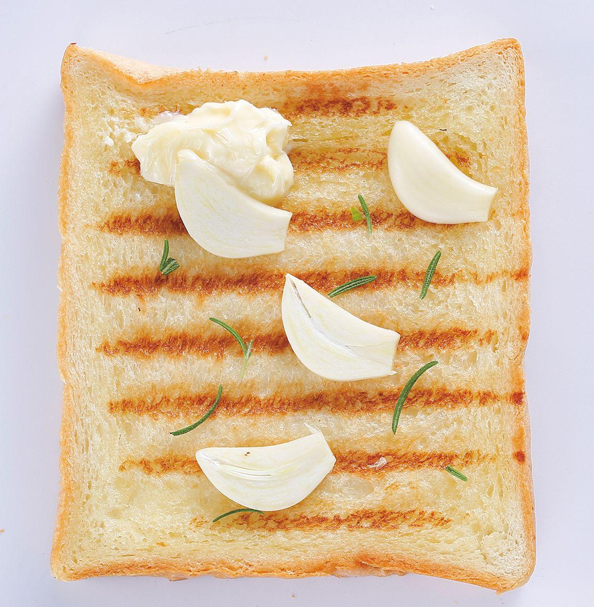 食譜:法式香蒜土司