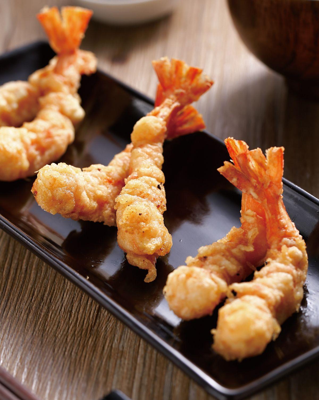 食譜:鮮蝦天婦羅
