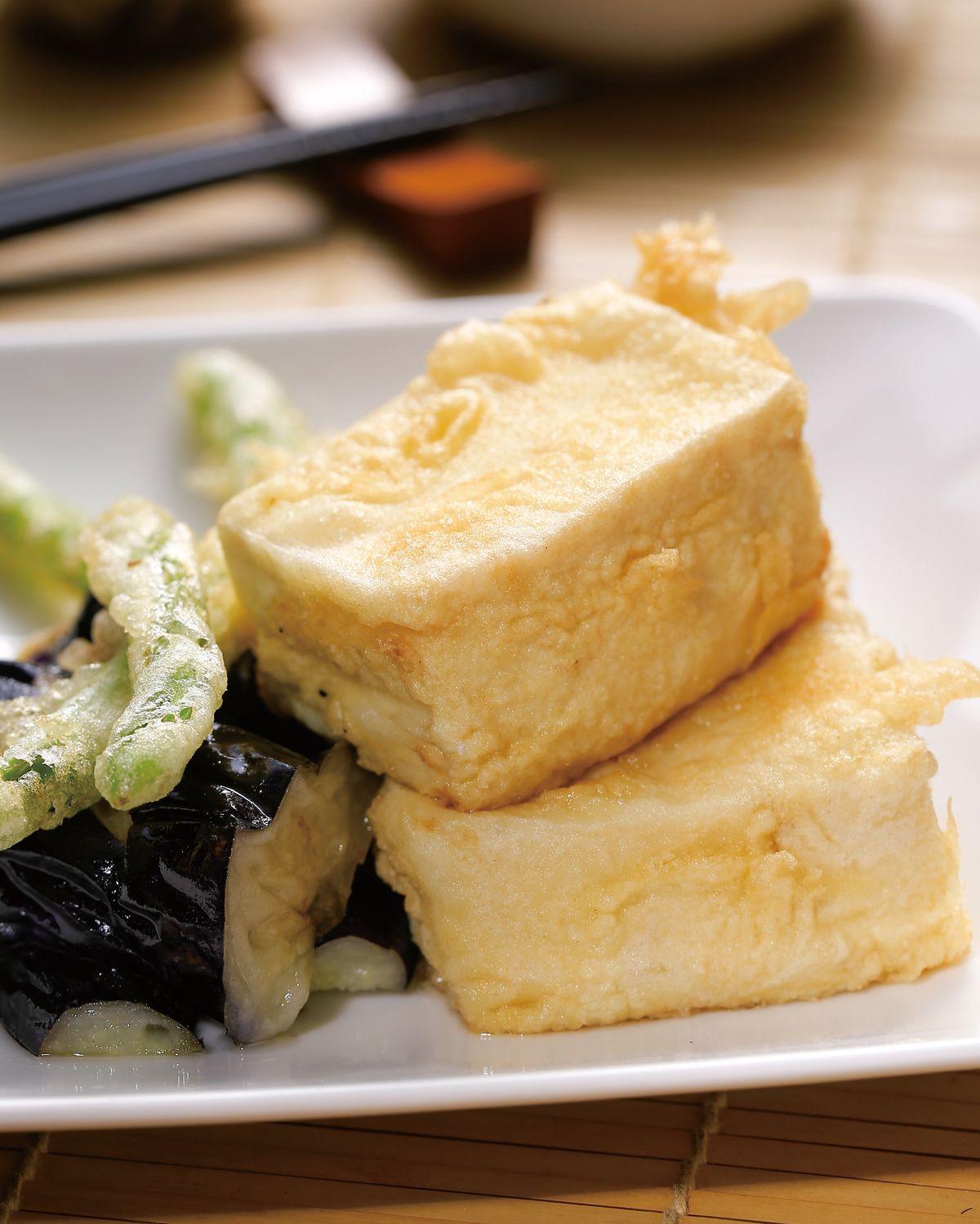 食譜:日式炸豆腐(2)