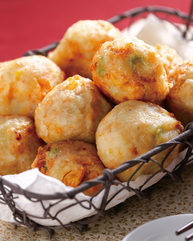 食譜:炸馬鈴薯丸子