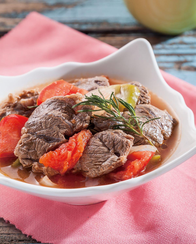 食譜:地中海燉牛肉
