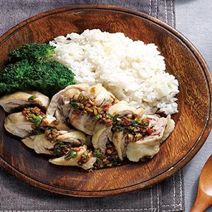 海南雞飯(6)