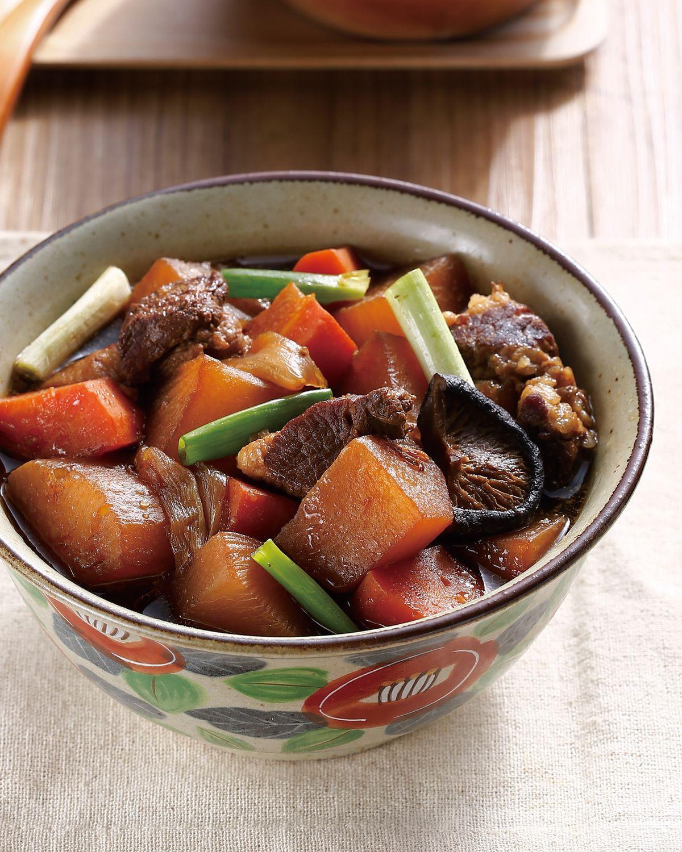 食譜:蘿蔔滷肉(1)