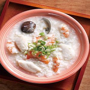 什錦海鮮粥(3)
