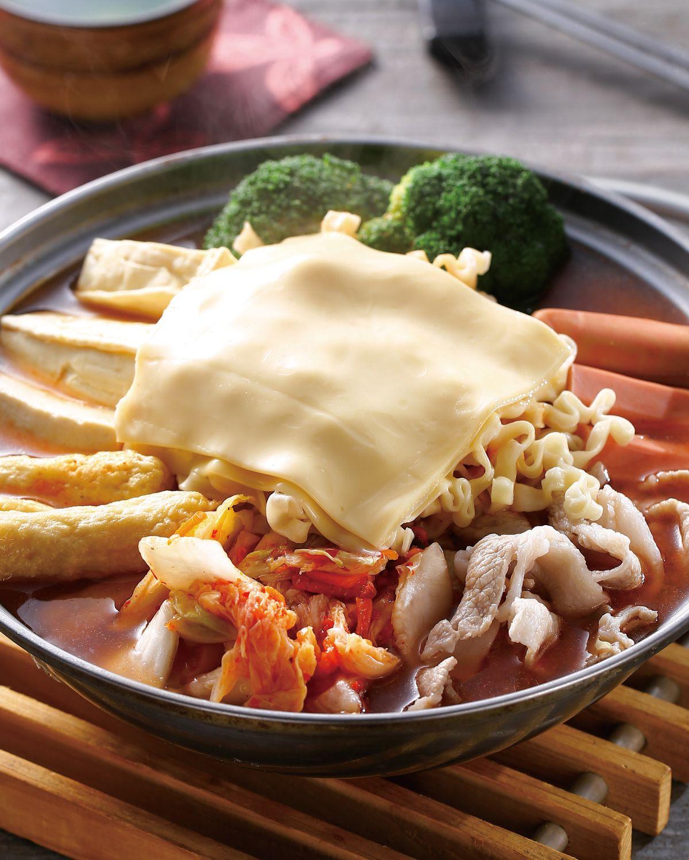 食譜:韓式部隊鍋(1)