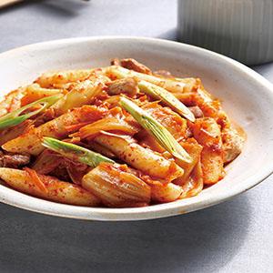 泡菜炒年糕(1)