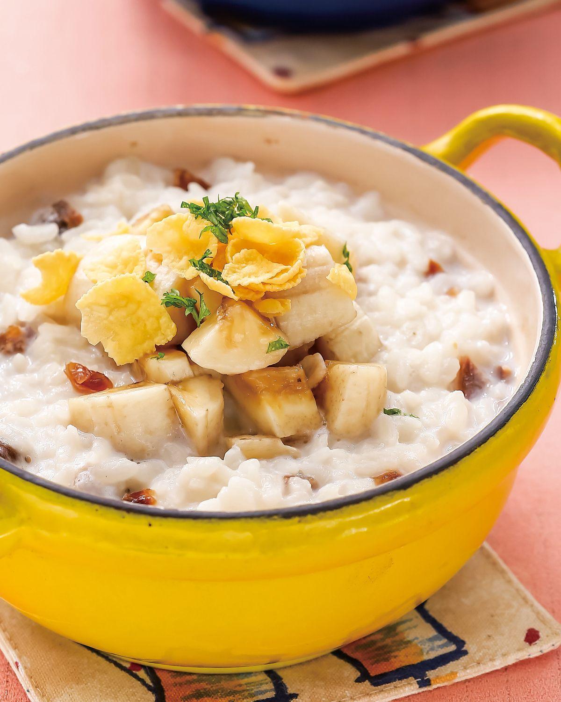 食譜:桂圓牛奶粥