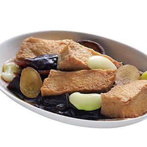 清滷黑木耳豆腐