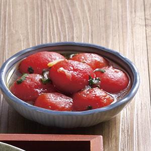 柚香漬小番茄