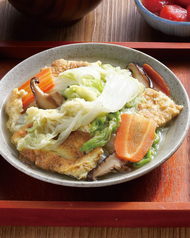 食譜:蛋香滷白菜