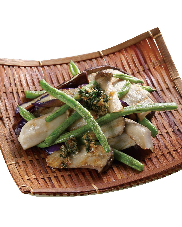 食譜:醬拌烤時蔬