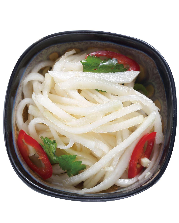 食譜:香拌大頭菜