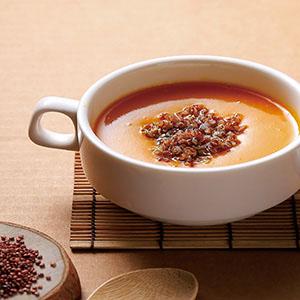 紅蔾南瓜濃湯