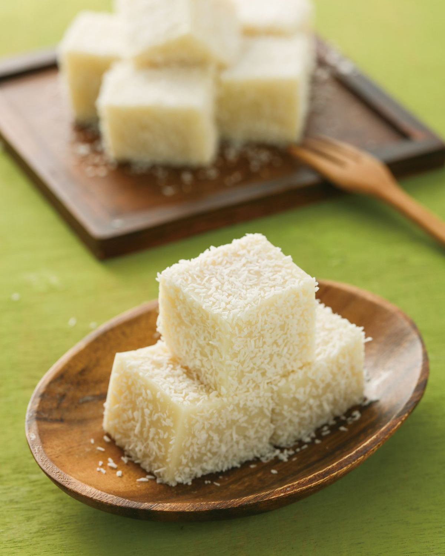 食譜:豆漿椰香凍
