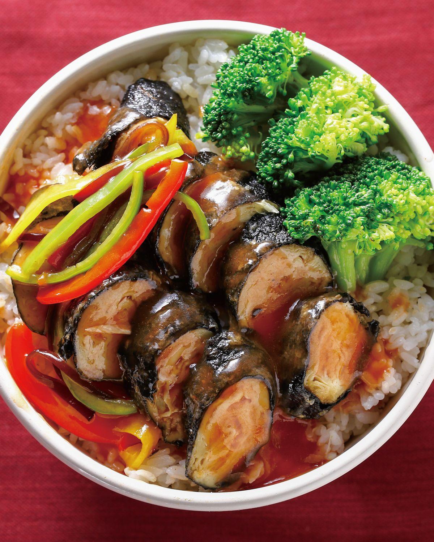 食譜:茄汁素魚片蓋飯
