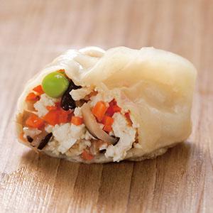 豆腐蔬菜餡