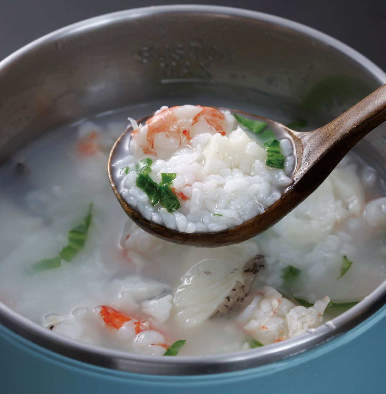 食譜:海鮮粥(5)