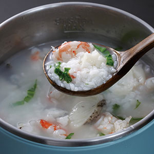 海鮮粥(5)