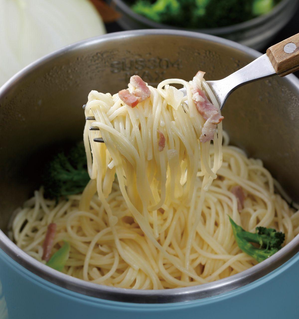 食譜:培根奶油義大利麵(1)