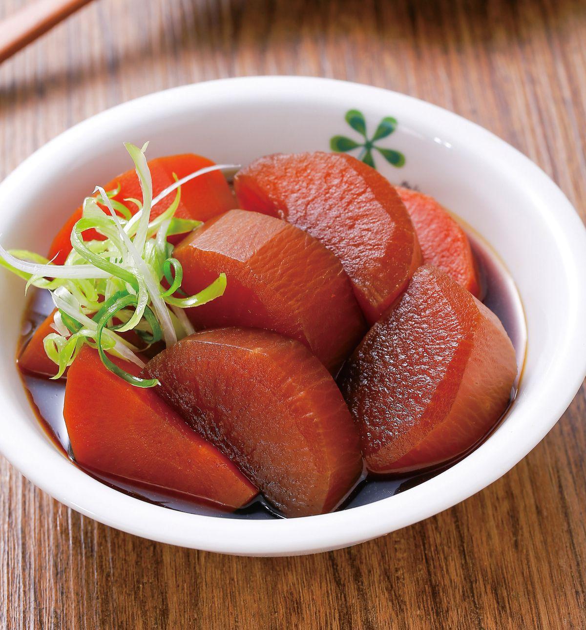 食譜:雙色蘿蔔
