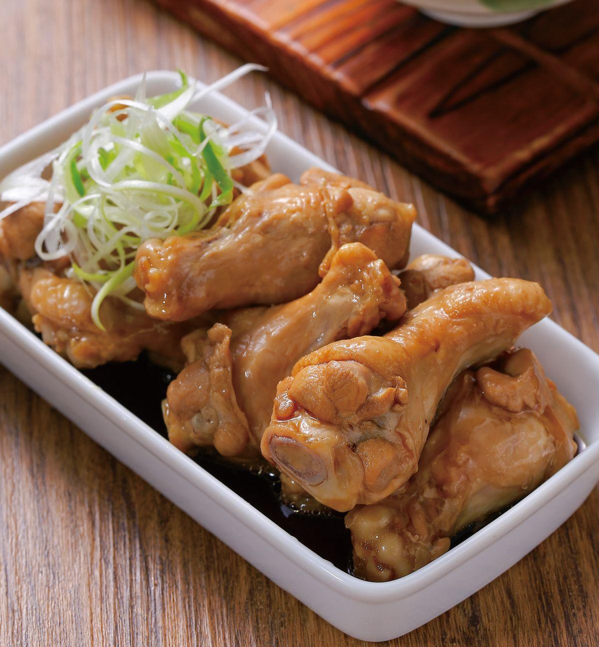 食譜:滷雞翅腿