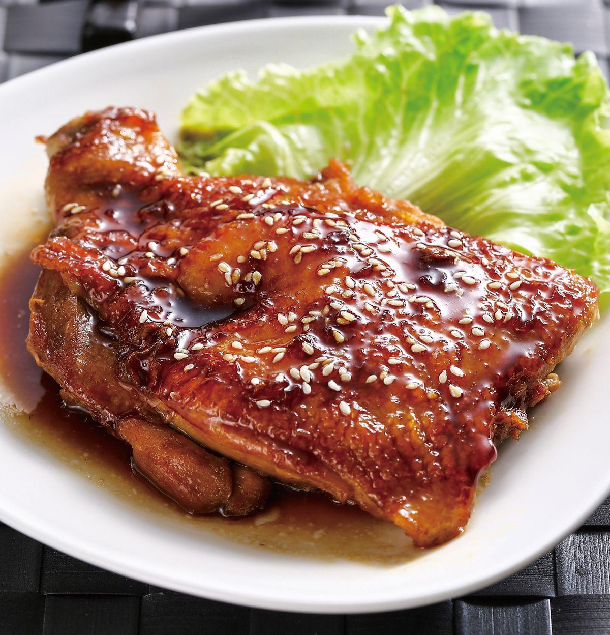 食譜:照燒雞排(1)