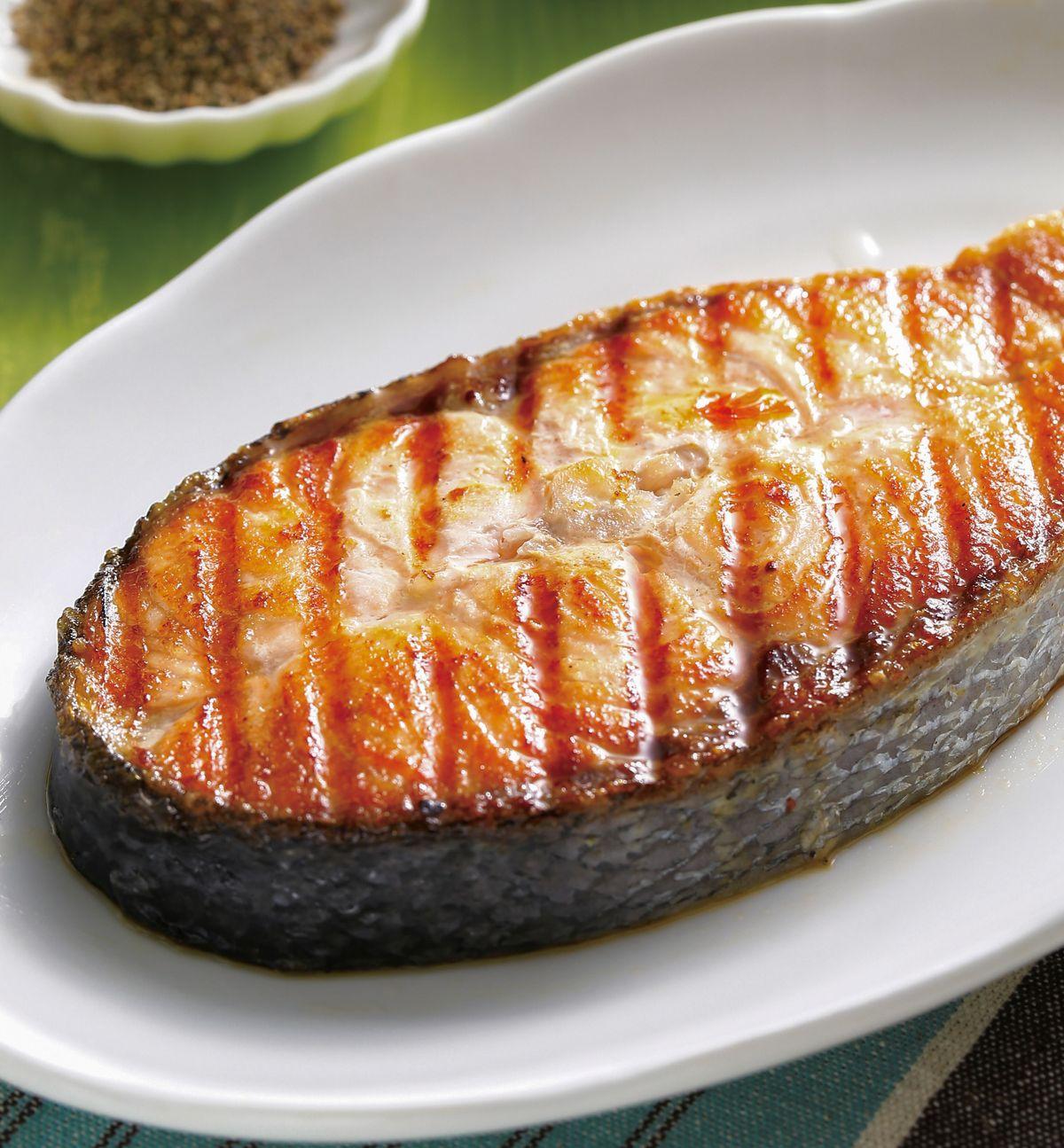 食譜:烤鮭魚(2)