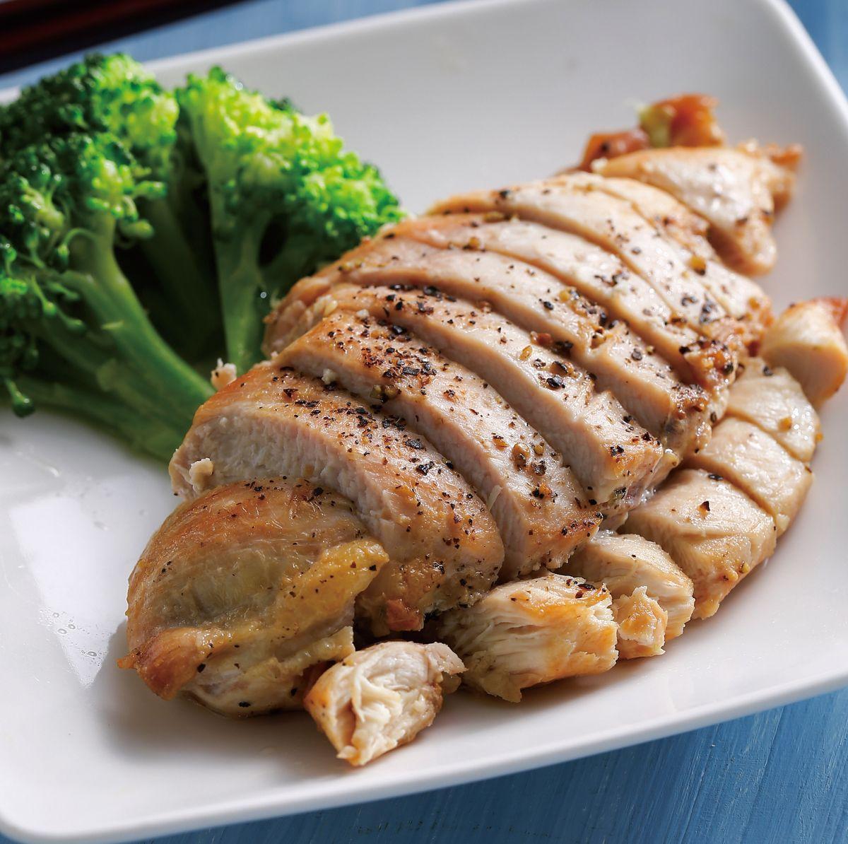 食譜:椒鹽煎雞胸